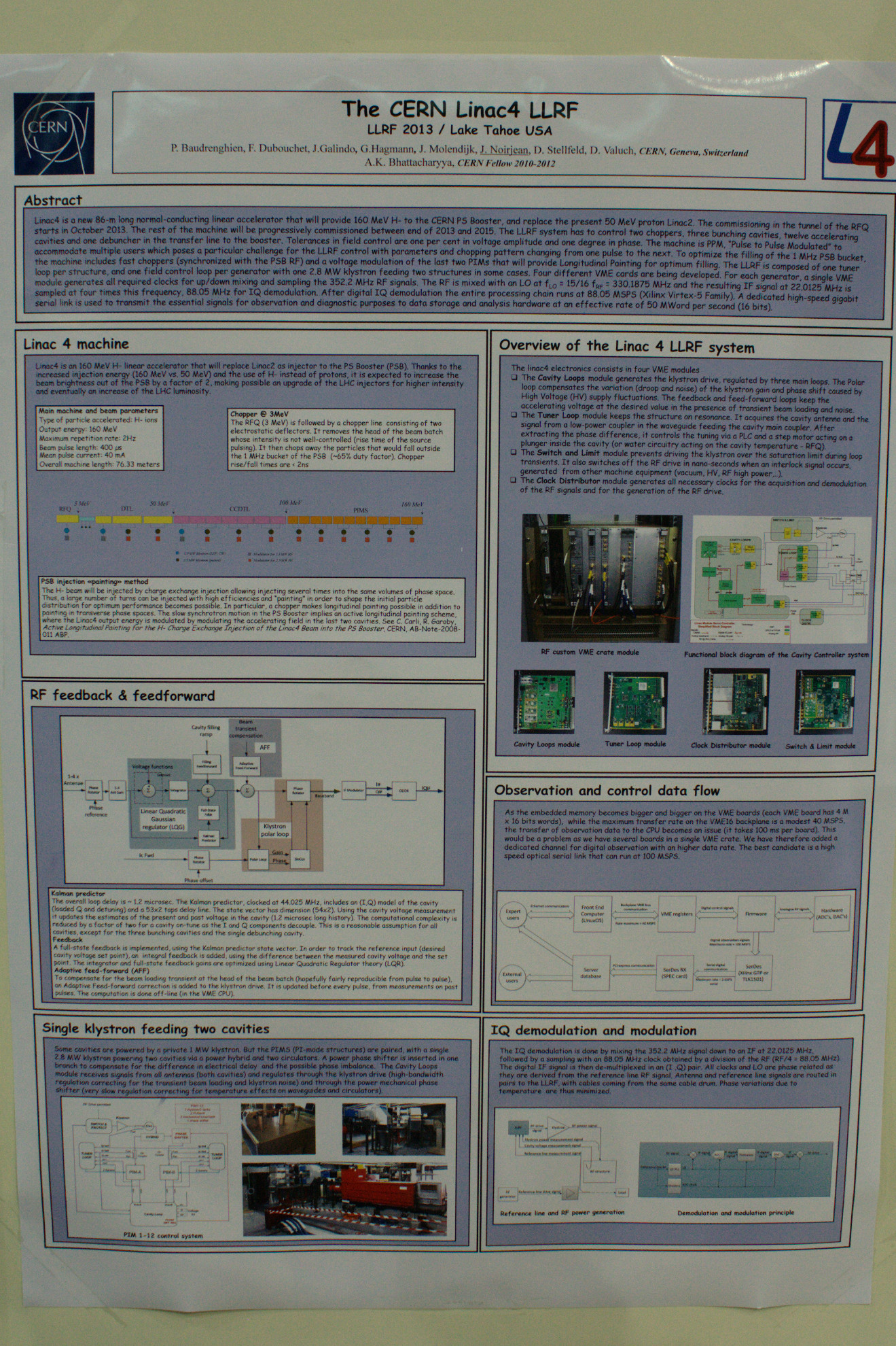 LINAC-4 poster