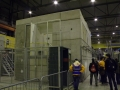 Concrete room in EHN1
