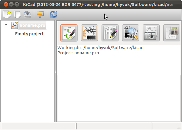 kicad tutorial  introduction and how to create a schematic