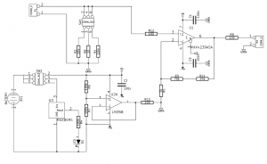µcurrent schematic