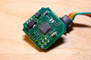 Assan GA250 ISP pads