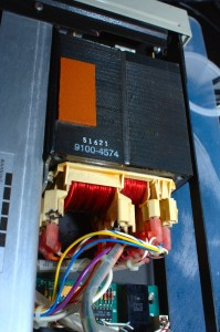 HP 6632A transformer