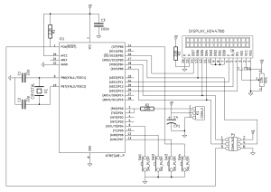 Programming box schematic