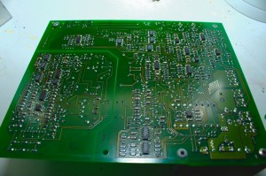 Ascom SMPS control board bottom-side