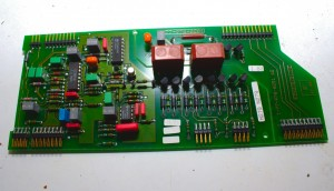 Ascom SMPS riser board