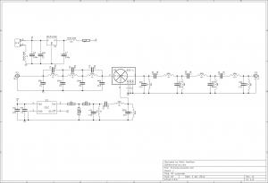 HF converter schematic
